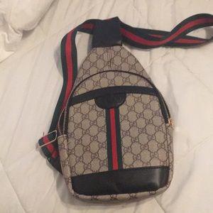 4011953df8c1 Gucci Bags | Sling Bag | Poshmark